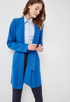 Пальто, Only, цвет: синий. Артикул: ON380EWAFTX4. Одежда / Верхняя одежда / Пальто