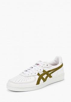 Кеды, Onitsuka Tiger, цвет: белый. Артикул: ON737AUBTIH3. Обувь / Кроссовки и кеды / Кеды
