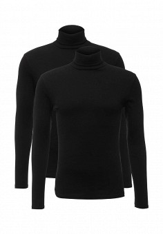 Комплект, oodji, цвет: черный. Артикул: OO001EMXVA43. Одежда / Джемперы, свитеры и кардиганы