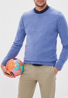 Джемпер, OVS, цвет: синий. Артикул: OV001EMBRTU3. Одежда / Джемперы, свитеры и кардиганы