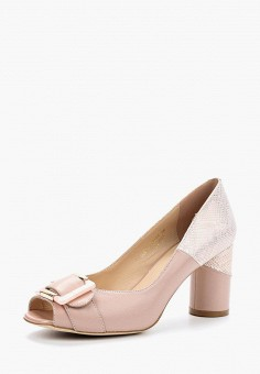 Туфли, Palazzo D'oro, цвет: розовый. Артикул: PA001AWAXRN3. Обувь