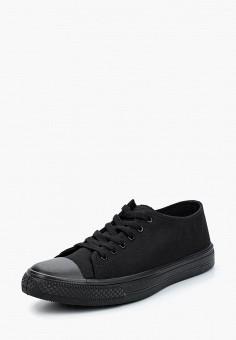 Кеды, Patrol, цвет: черный. Артикул: PA050AMAGXV9. Обувь / Кроссовки и кеды / Кеды