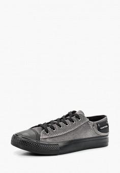 Кеды, Patrol, цвет: серый. Артикул: PA050AMAGXW6. Обувь / Кроссовки и кеды / Кеды