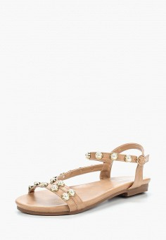 Сандалии, Patrol, цвет: коричневый. Артикул: PA050AWALES5. Обувь / Сандалии