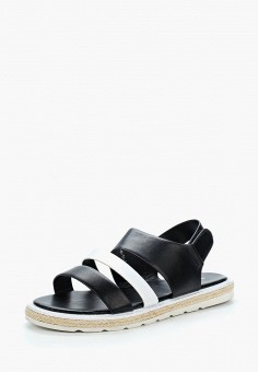 Сандалии, Patrol, цвет: черный. Артикул: PA050AWALET3. Обувь / Сандалии