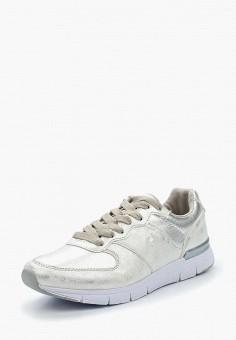 Кроссовки, Patrol, цвет: серебряный. Артикул: PA050AWALEX6. Обувь / Кроссовки и кеды / Кроссовки