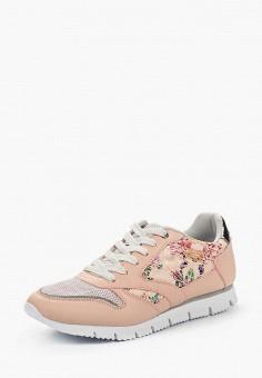 Кроссовки, Patrol, цвет: розовый. Артикул: PA050AWQKW42. Обувь / Кроссовки и кеды / Кроссовки