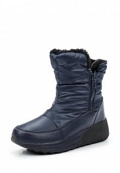Дутики, Patrol, цвет: синий. Артикул: PA050AWTLD65. Обувь / Сапоги