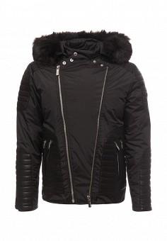 Куртка утепленная, Paragoose, цвет: черный. Артикул: PA068EMZRD26. Мужская одежда / Верхняя одежда / Пуховики и зимние куртки