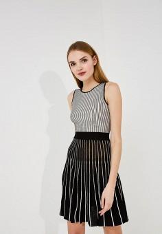 Платье, Pennyblack, цвет: мультиколор. Артикул: PE003EWAEDT4. Premium / Одежда / Платья и сарафаны