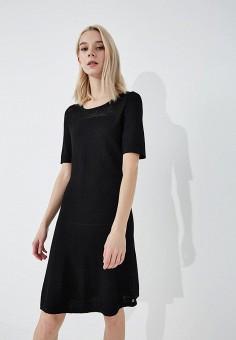 Платье, Pennyblack, цвет: черный. Артикул: PE003EWAEDT8. Premium / Одежда / Платья и сарафаны