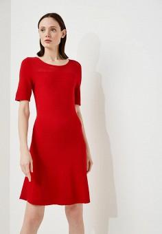 Платье, Pennyblack, цвет: красный. Артикул: PE003EWAEDT9. Premium / Одежда / Платья и сарафаны