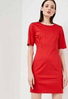 Платье, Pennyblack, цвет: красный. Артикул: PE003EWAEDU4. Premium / Одежда / Платья и сарафаны