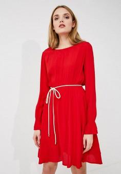 Платье, Pennyblack, цвет: красный. Артикул: PE003EWAEDU6. Premium / Одежда / Платья и сарафаны