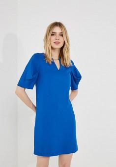 Платье, Pennyblack, цвет: синий. Артикул: PE003EWAEEC9. Premium / Одежда / Платья и сарафаны