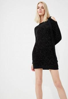 Платье, Pennyblack, цвет: черный. Артикул: PE003EWAEEG4. Premium / Одежда / Платья и сарафаны
