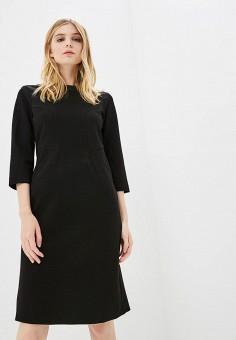 Платье, Pennyblack, цвет: черный. Артикул: PE003EWBXRH5. Premium / Одежда / Платья и сарафаны