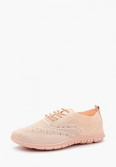 Кеды, Pezzano, цвет: розовый. Артикул: PE027AWBINL6. Обувь / Кроссовки и кеды / Кеды