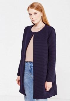 Пальто, Perfect J, цвет: синий. Артикул: PE033EWWEV75. Одежда / Верхняя одежда / Пальто