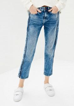 Джинсы, Pepe Jeans, цвет: синий. Артикул: PE299EWBNUG5. Одежда / Джинсы