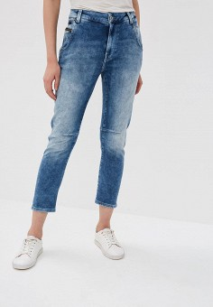 Джинсы, Pepe Jeans, цвет: голубой. Артикул: PE299EWZFG29. Одежда / Джинсы