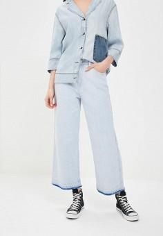Джинсы, Pepe Jeans, цвет: голубой. Артикул: PE299EWZGW94. Одежда / Джинсы
