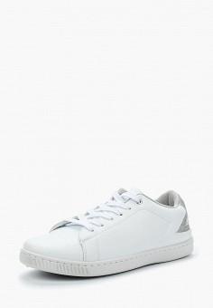 Кеды, Piazza Italia, цвет: белый. Артикул: PI022AWAXWF6. Обувь / Кроссовки и кеды / Кеды