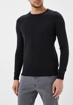 Джемпер, Piazza Italia, цвет: черный. Артикул: PI022EMAXPW8. Одежда / Джемперы, свитеры и кардиганы