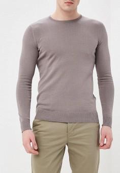 Джемпер, Piazza Italia, цвет: серый. Артикул: PI022EMAXPX0. Одежда / Джемперы, свитеры и кардиганы