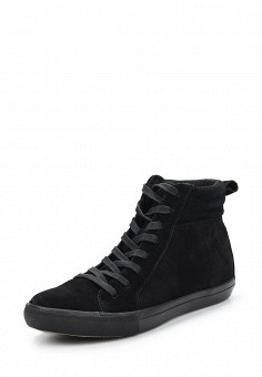 Кеды, Polo Ralph Lauren, цвет: черный. Артикул: PO006AMWET75. Обувь / Кроссовки и кеды / Кеды