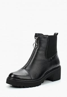Ботильоны, Portal, цвет: черный. Артикул: PO018AWVRJ62. Обувь