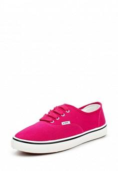 Кеды, PTPT, цвет: розовый. Артикул: PT001AWPQJ63. Обувь / Кроссовки и кеды
