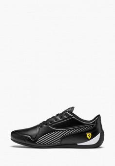 Кроссовки PUMA 306424, цвет черный, размер