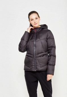 Пуховик, PUMA, цвет: черный. Артикул: PU053EWUTI85. Одежда / Верхняя одежда / Пуховики и зимние куртки