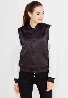 Куртка утепленная, PUMA, цвет: черный. Артикул: PU053EWUTJ06. Одежда / Верхняя одежда