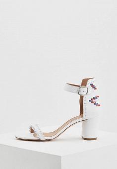Босоножки, Pura Lopez, цвет: белый. Артикул: PU761AWAQGJ3. Premium / Обувь / Босоножки