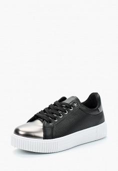Кеды, Queen Vivi, цвет: черный. Артикул: QU004AWBBDY7. Обувь / Кроссовки и кеды / Кеды