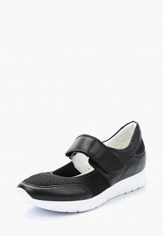 Туфли, Ralf Ringer, цвет: черный. Артикул: RA084AWAISI4. Обувь