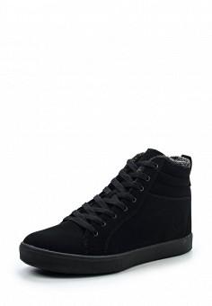 Кеды, Reflex, цвет: черный. Артикул: RE024AWXEP71. Обувь / Кроссовки и кеды / Кеды