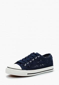 Кеды, Renda, цвет: синий. Артикул: RE031AWAZUG4. Обувь / Кроссовки и кеды / Кеды