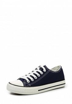 Кеды, Renda, цвет: синий. Артикул: RE031AWSAG57. Обувь / Кроссовки и кеды