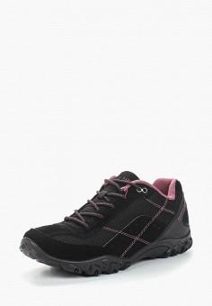 Ботинки трекинговые, Regatta, цвет: черный. Артикул: RE036AWWNC04. Обувь