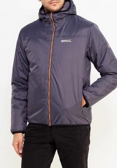 Куртка утепленная, Regatta, цвет: серый. Артикул: RE036EMWNA32. Одежда / Верхняя одежда / Пуховики и зимние куртки