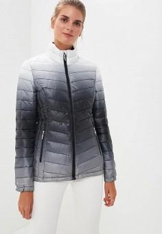 Куртка утепленная, Regatta, цвет: серый. Артикул: RE036EWCBWT6. Одежда / Верхняя одежда / Демисезонные куртки