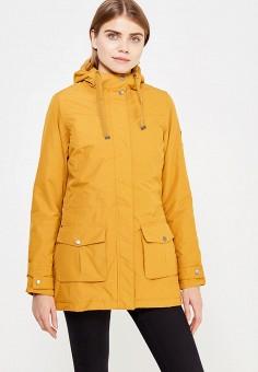 Куртка утепленная, Regatta, цвет: коричневый. Артикул: RE036EWWNA77. Одежда / Верхняя одежда