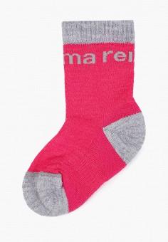 Носки Reima 527310-4650, цвет розовый