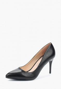 Туфли, Rio Fiore, цвет: черный. Артикул: RI033AWAGDX1. Обувь / Туфли / Закрытые туфли