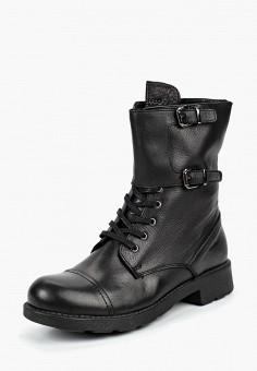Ботинки, Riccardo Colli, цвет: черный. Артикул: RI039AWCNIQ0. Обувь