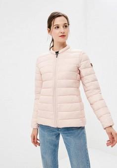 Куртка утепленная, Roxy, цвет: розовый. Артикул: RO165EWCFIE4. Одежда / Верхняя одежда / Демисезонные куртки