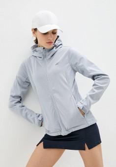 Куртка 4F NOSH4-SFD001, цвет серый, размер